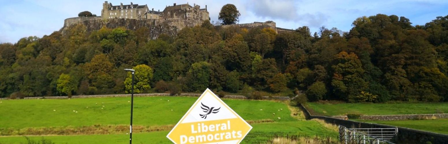 Stirling Lib Dems - Stirling Castle